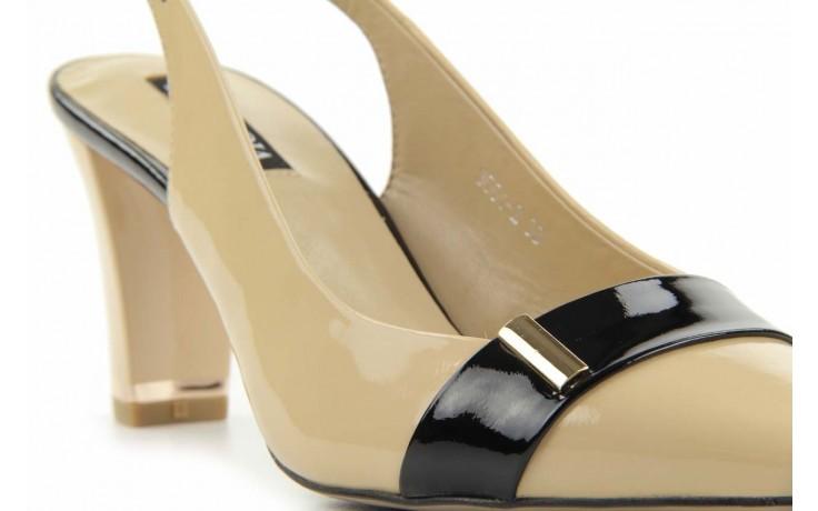 Sca'viola 3661-2 beige black - sca`viola - nasze marki 5