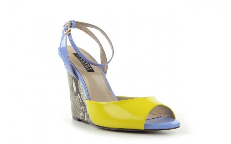Sca'viola w3223-621 yellow blue - sca`viola - nasze marki 1