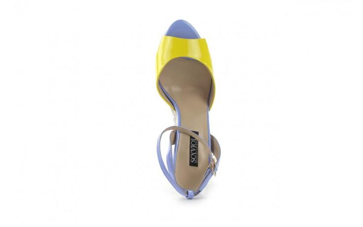 Sca'viola w3223-621 yellow blue - sca`viola - nasze marki 3