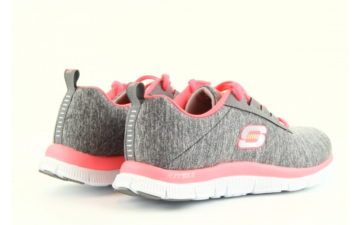 Skechers 11883 gycl gray coral 6