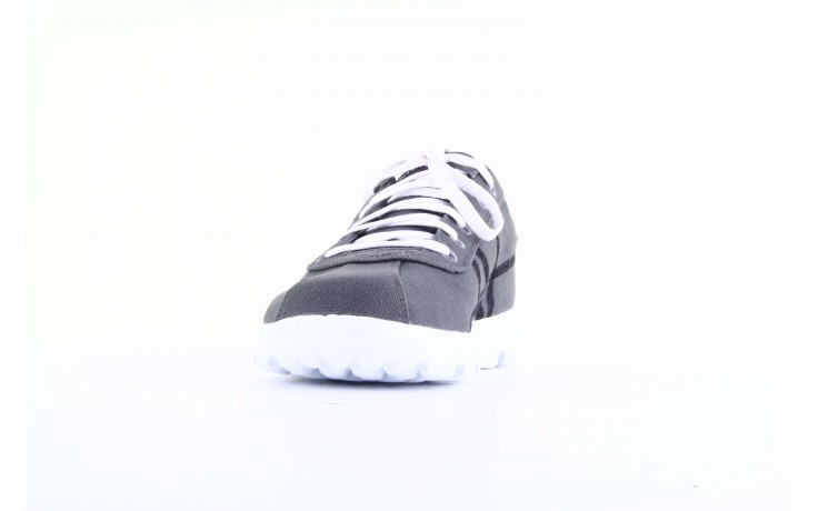 Skechers 53661 gybk gray- black - nasze marki