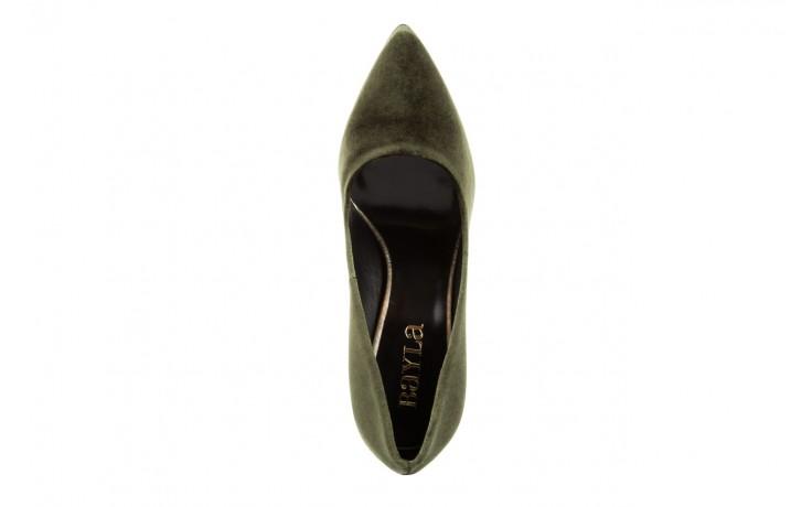 Czółenka bayla-056 1819-768 zielony, skóra naturalna - bayla - nasze marki 5