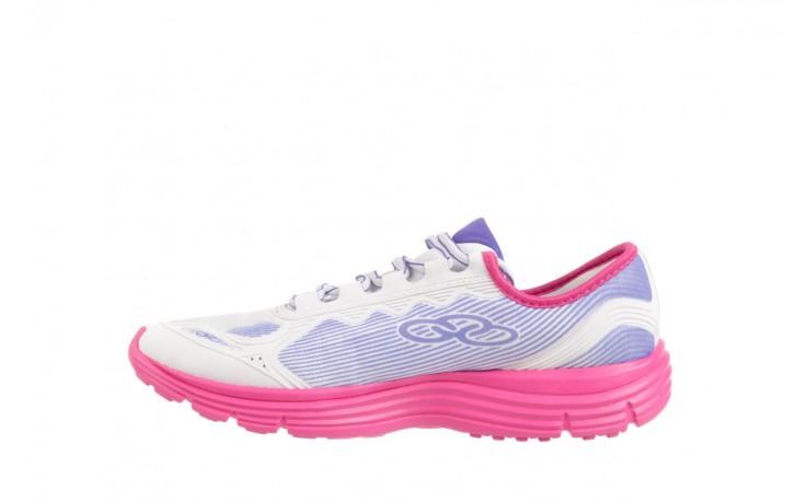 Trampki olympikus sync 166 white pink, biały/ róż, materiał  - azaleia - nasze marki 2