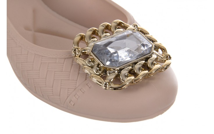 Baleriny t&g fashion 11-086 beige, beż, guma - ślubne - baleriny - buty damskie - kobieta 5