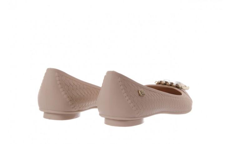 Baleriny t&g fashion 11-086 beige, beż, guma - ślubne - baleriny - buty damskie - kobieta 3