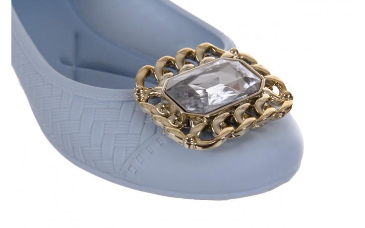 Baleriny t&g fashion 11-086 light blue, niebieski, guma - tg - nasze marki 5