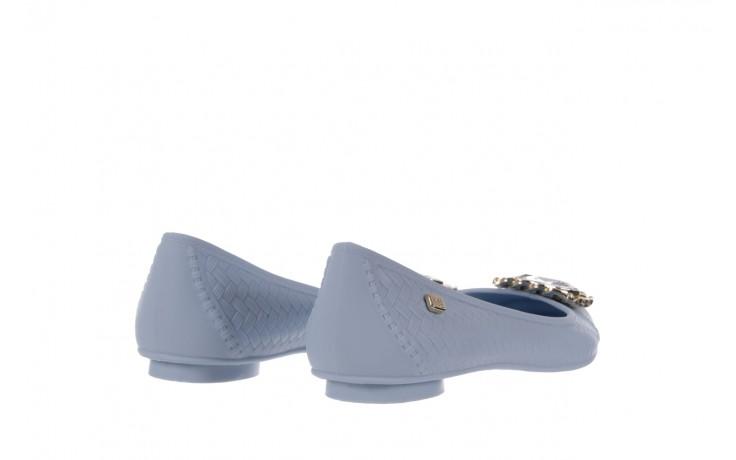 Baleriny t&g fashion 11-086 light blue, niebieski, guma - tg - nasze marki 3
