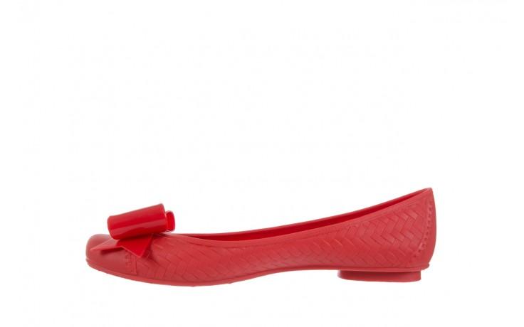 Baleriny t&g fashion 11-087 red, czerwony, guma - tg - nasze marki 2
