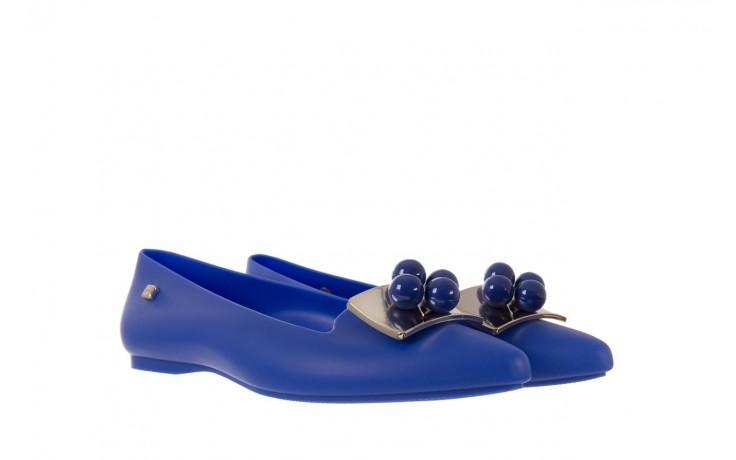 Baleriny t&g fashion 11-091 blue, granat, guma 1