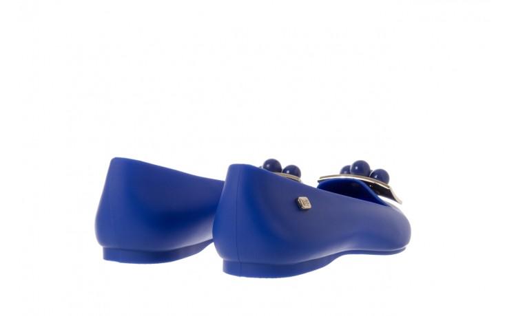 Baleriny t&g fashion 11-091 blue, granat, guma 3