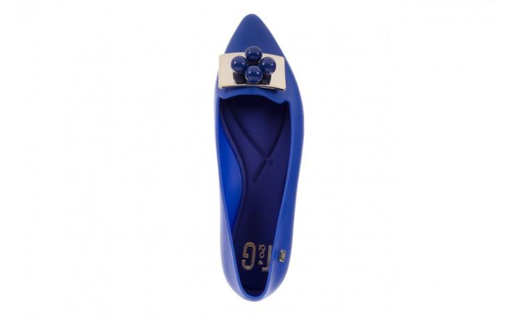 Baleriny t&g fashion 11-091 blue, granat, guma 4