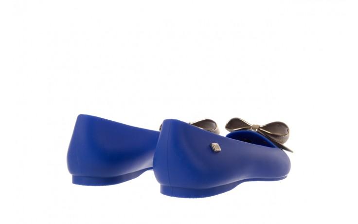 Baleriny t&g fashion 11-092 blue, granat, guma - tg - nasze marki 3