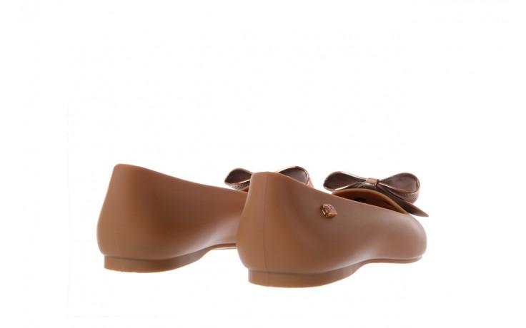 Baleriny t&g fashion 11-092 caramel, brąz, guma - tg - nasze marki 3