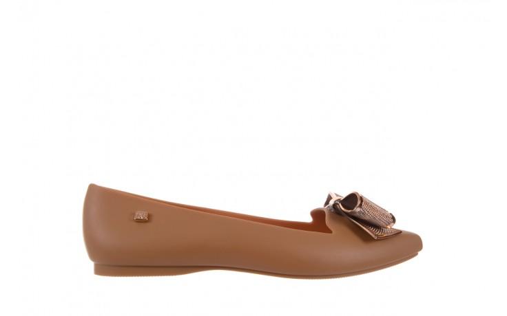 Baleriny t&g fashion 11-092 caramel, brąz, guma - tg - nasze marki