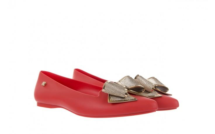 Baleriny t&g fashion 11-092 red, czerwony, guma - tg - nasze marki 1