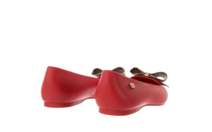 Baleriny t&g fashion 11-092 red, czerwony, guma - tg - nasze marki 3