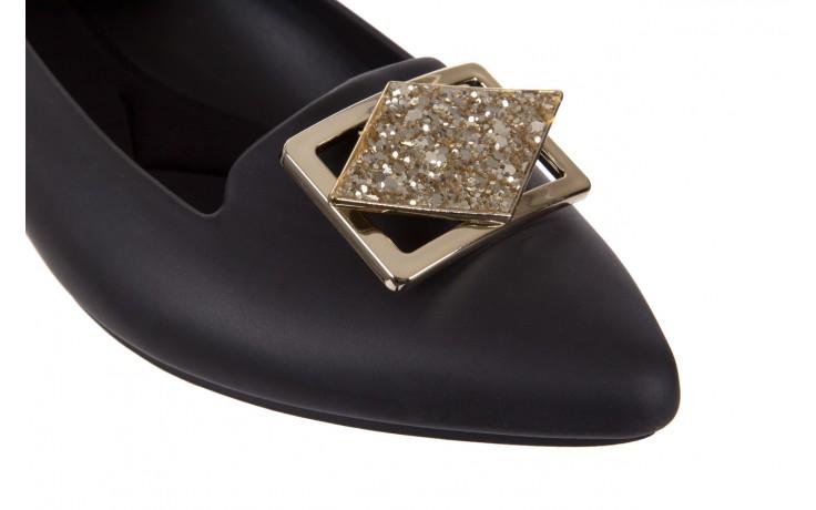 Baleriny t&g fashion 11-093 black, czarny, guma - tg - nasze marki 5