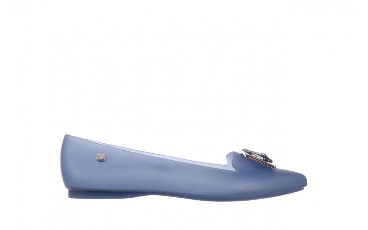 Baleriny t&g fashion 11-093 translucent, niebieski, guma - tg - nasze marki