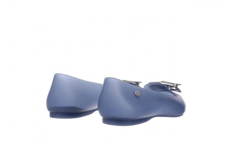 Baleriny t&g fashion 11-093 translucent, niebieski, guma - tg - nasze marki 3