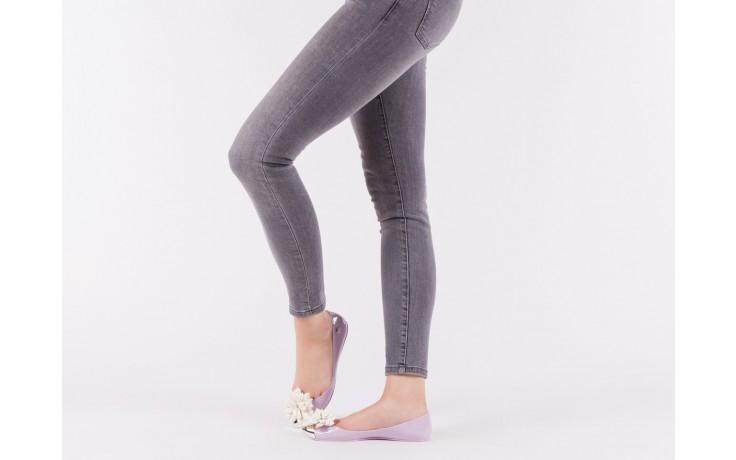 Baleriny t&g fashion 11-101 violet, róż, guma - tg - nasze marki 6