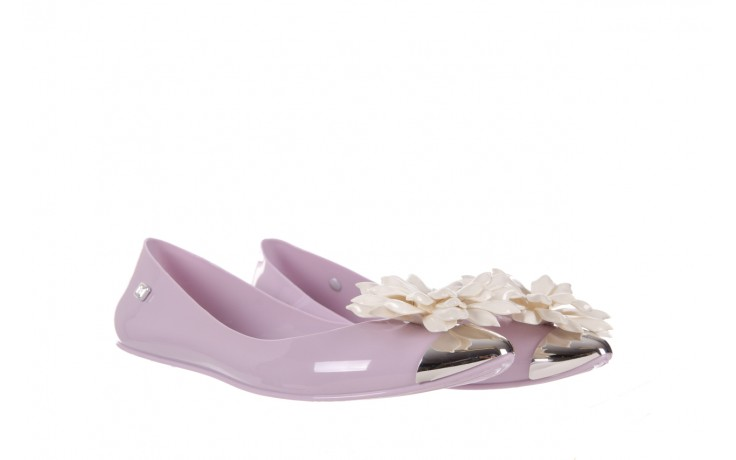 Baleriny t&g fashion 11-101 violet, róż, guma - tg - nasze marki 1