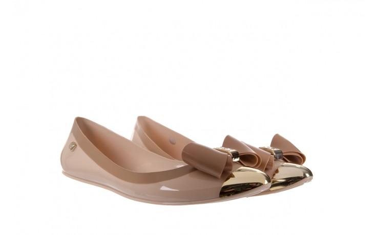 Baleriny t&g fashion 11-102 beige, beż/ brąz, guma - tg - nasze marki 1