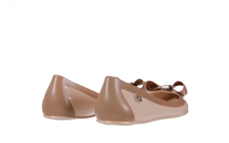 Baleriny t&g fashion 11-102 beige, beż/ brąz, guma - tg - nasze marki 3