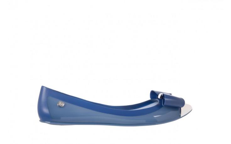 Baleriny t&g fashion 11-102 blue, niebieski, guma - tg - nasze marki