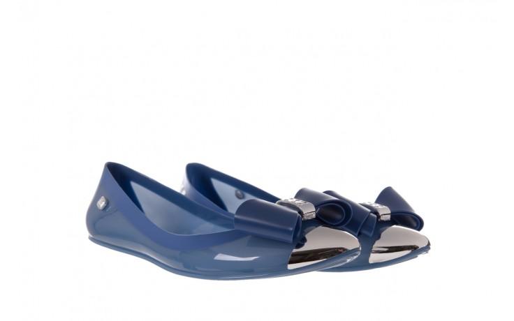 Baleriny t&g fashion 11-102 blue, niebieski, guma - tg - nasze marki 1