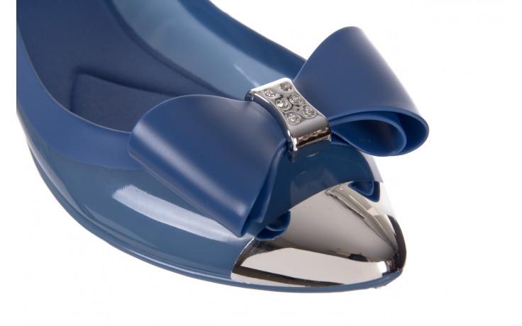 Baleriny t&g fashion 11-102 blue, niebieski, guma - tg - nasze marki 5