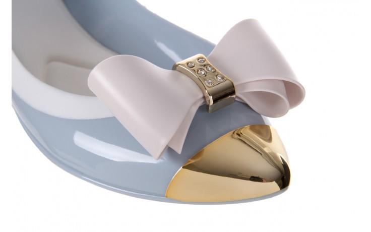 Baleriny t&g fashion 11-102 light blue, niebieski/ biały, guma - tg - nasze marki 5