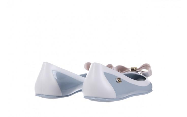 Baleriny t&g fashion 11-102 light blue, niebieski/ biały, guma - tg - nasze marki 3
