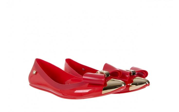 Baleriny t&g fashion 11-102 red, czerowny, guma - tg - nasze marki 1