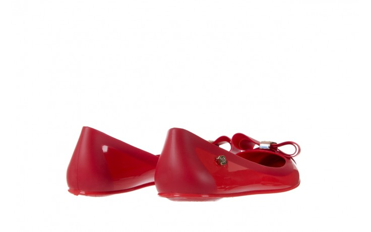 Baleriny t&g fashion 11-102 red, czerowny, guma - tg - nasze marki 3