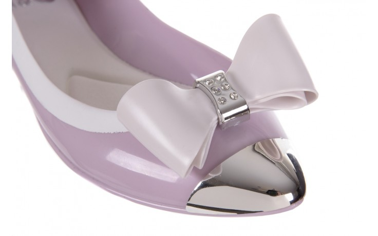 Baleriny t&g fashion 11-102 violet, róż/ biały  - tg - nasze marki 5