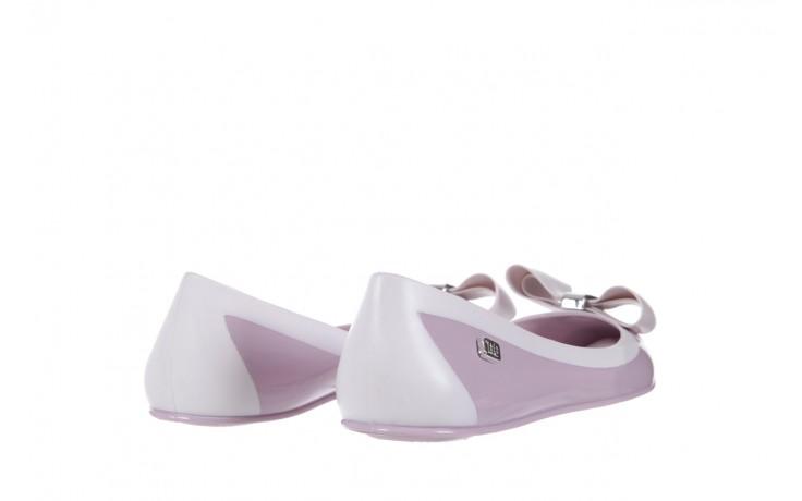 Baleriny t&g fashion 11-102 violet, róż/ biały  - tg - nasze marki 3