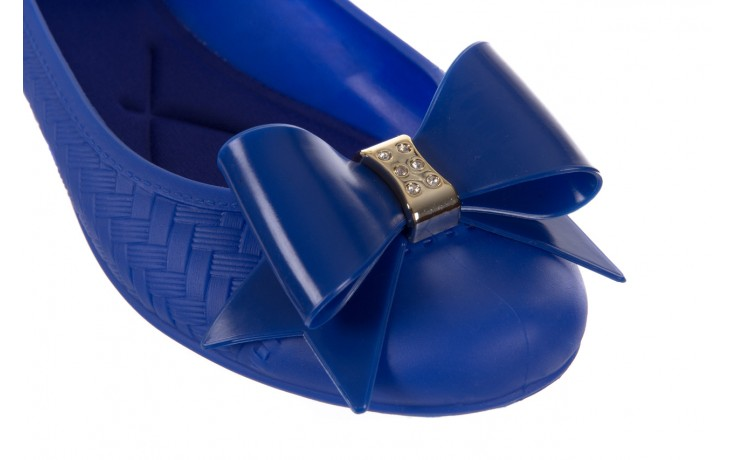 Baleriny t&g fashion 11-087 blue, granat, guma - tg - nasze marki 5