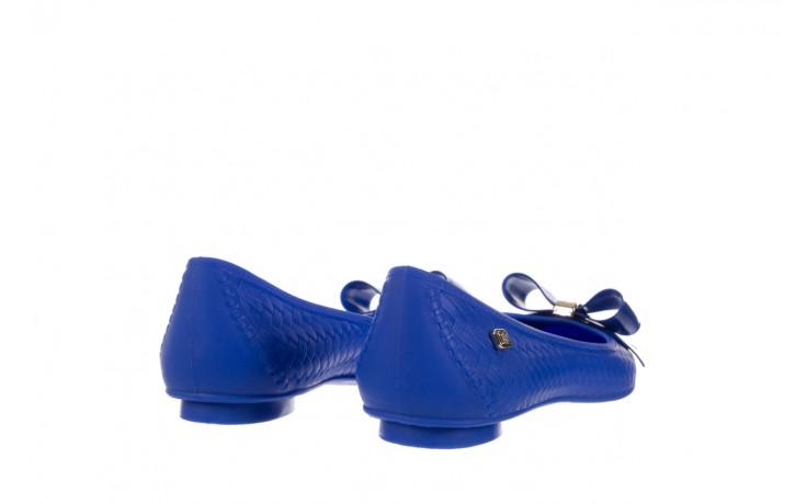 Baleriny t&g fashion 11-087 blue, granat, guma - tg - nasze marki 3