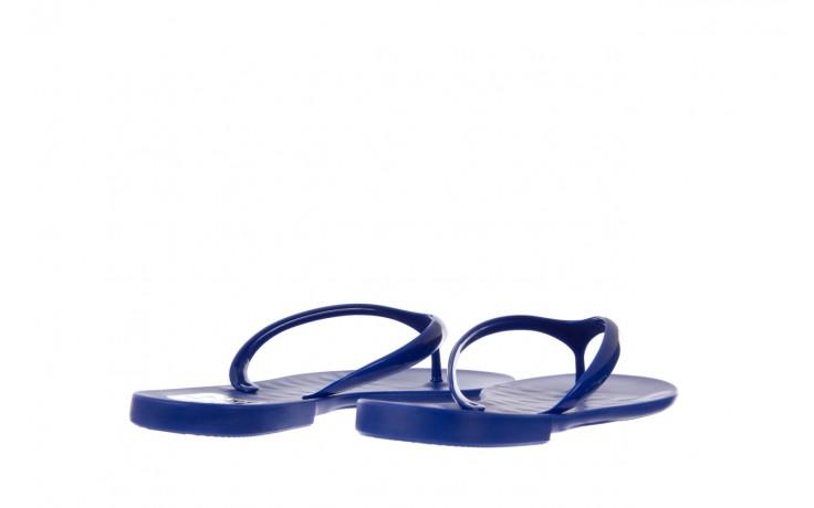 Klapki t&g fashion 22-114 blue, granat, guma - klapki - letnie hity cenowe 3