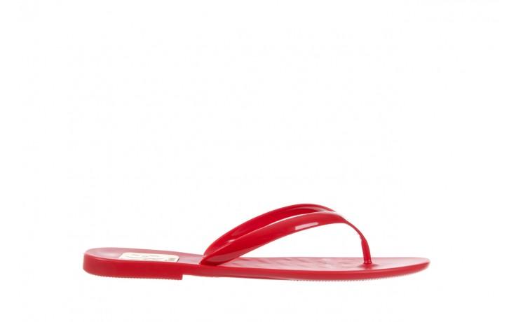 Klapki t&g fashion 22-114 red, czerwony, guma - tg - nasze marki
