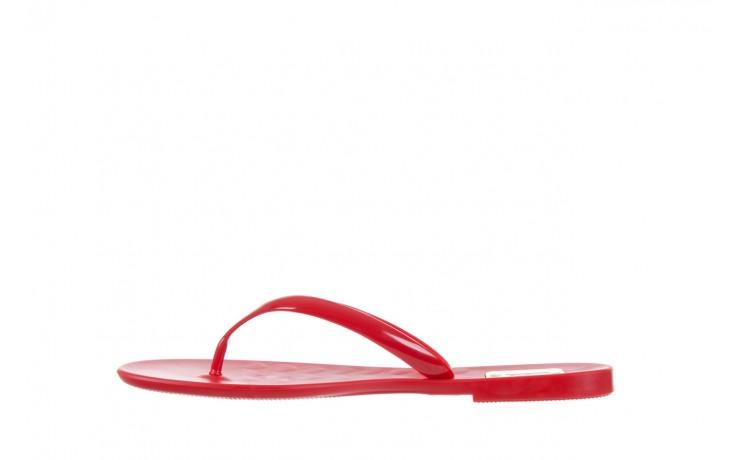 Klapki t&g fashion 22-114 red, czerwony, guma - tg - nasze marki 2