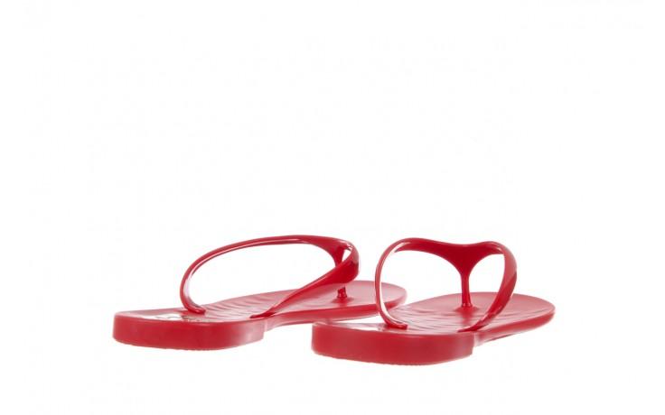 Klapki t&g fashion 22-114 red, czerwony, guma - tg - nasze marki 3