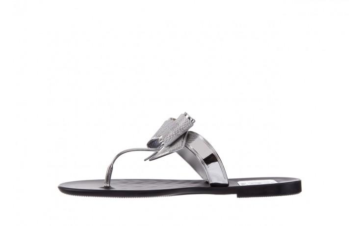 Klapki t&g fashion 22-118 black, czarny/ srebro, guma - tg - nasze marki 2