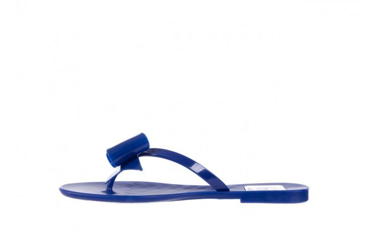 Klapki t&g fashion 22-123 blue, granat, guma - klapki - letnie hity cenowe 2