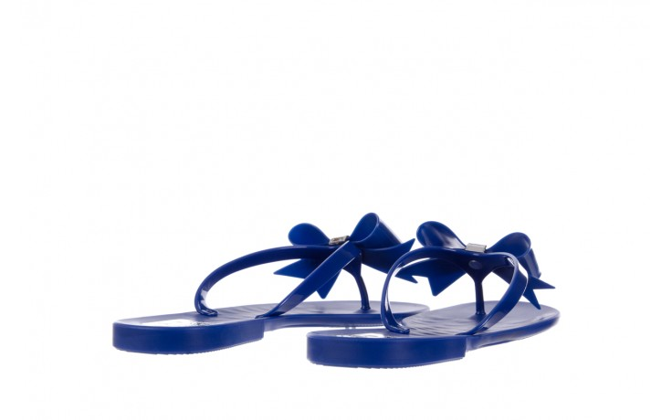 Klapki t&g fashion 22-123 blue, granat, guma - klapki - letnie hity cenowe 3