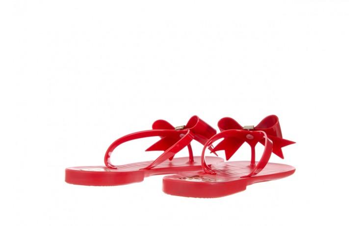 Klapki t&g fashion 22-123 red, czerwony, guma - tg - nasze marki 3