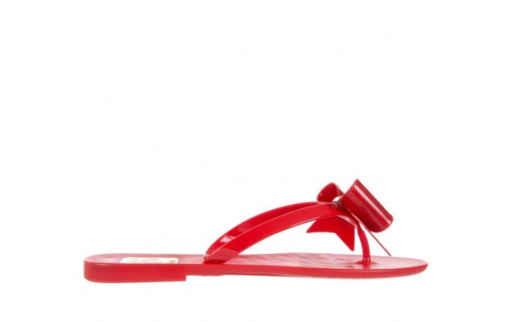 Klapki t&g fashion 22-123 red, czerwony, guma - tg - nasze marki
