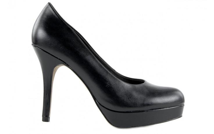 Tamaris 22419 black leather 1
