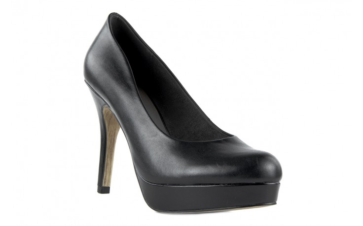Tamaris 22419 black leather