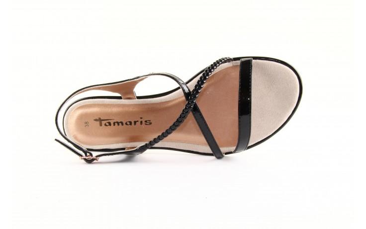 Tamaris 28129 black patent 5